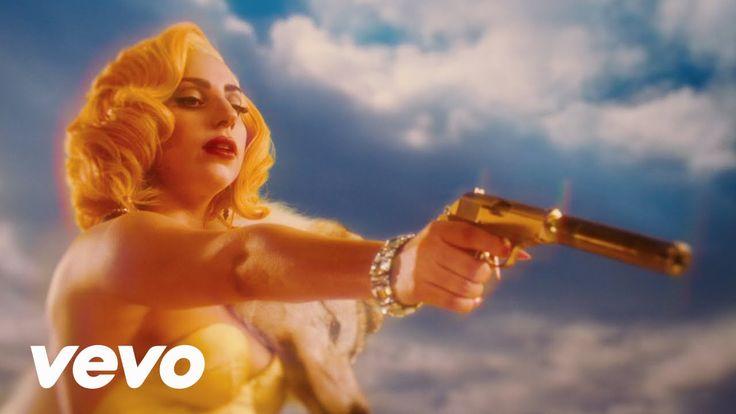 Buy Lady Gaga's 'ARTPOP' now on iTunes: http://smarturl.it/ARTPOPalbum Lady Gaga performing Machete Kills - Aura (Lyric Video). © 2013 Interscope