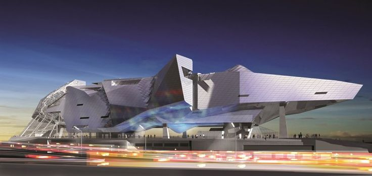 De nubes y cajas negras | TECNNE | Arquitectura y contextos - Documentos de arquitectura, arte y diseño el museo de las confluencias de Lyon