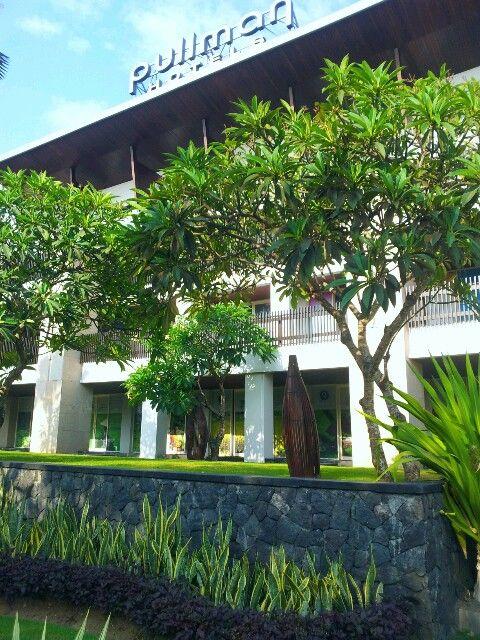 The #Pullman Hotel Legian. .#Green. .Nice side Sea view..Kuta-Bali Indonesia