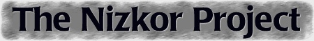 The Nizkor Project - Holocaust Educational Resource