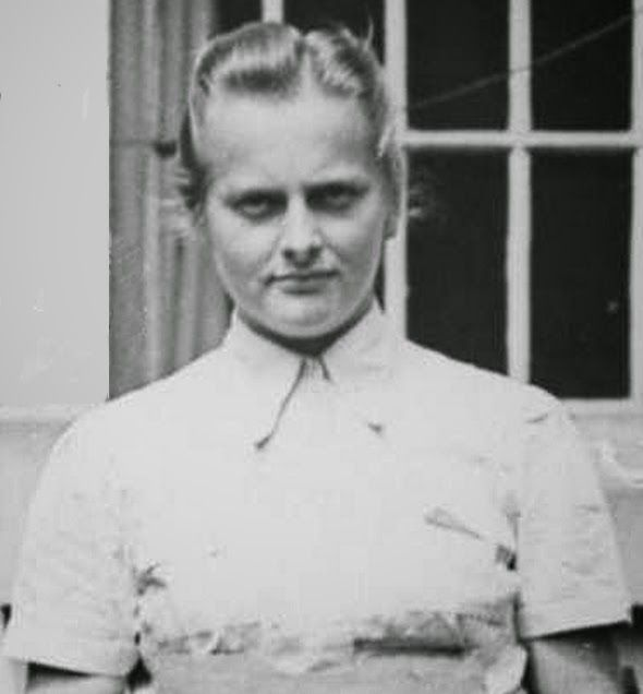 29 best Irma Grese images on Pinterest | World war two ...  Irma Grese
