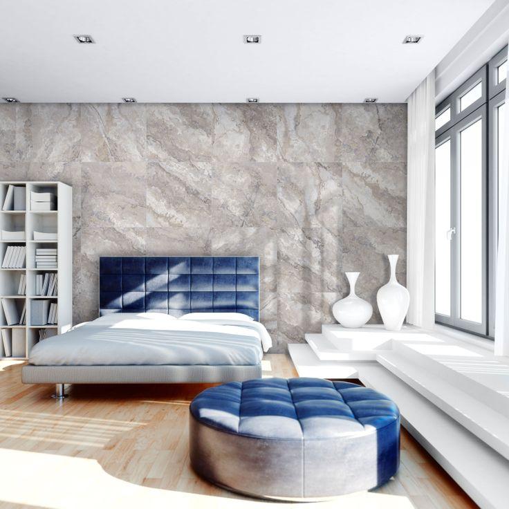 Argento Montecelio High Definition Porcelain Tile