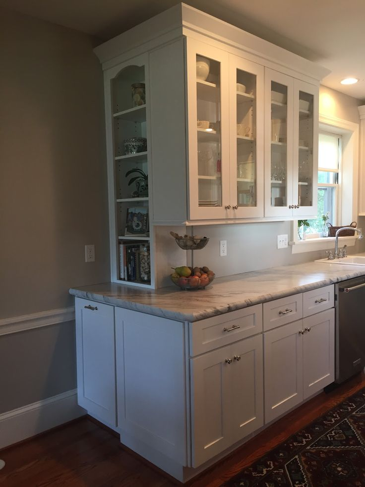 #White Shaker Elite #Kitchen Cabinets #Remodeling By Lily Ann #cabinets  Hello Friends