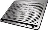 Thermaltake MASSIVE A22 10-17 Notebook Laptop Cooling Pad with Aluminum Panel Dual 120mm Fan (841163064153)