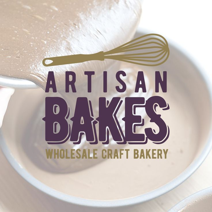 Brand identity for a wholesale bakery based in yorkshire. #browncreative #artisanbakes