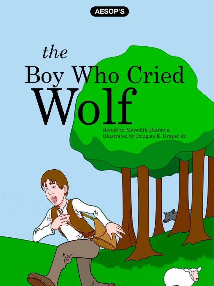 """The Boy Who Cried Wolf"" | MeeGenius"