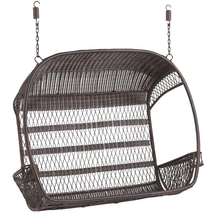 Pier 1 Swing Chair: Bought! Double Swingasan® Chair - Mocha