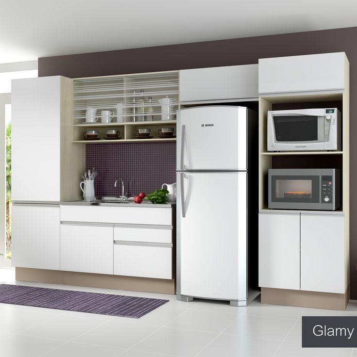 Gostou desta Cozinha Glamy Top Modena Tirol/Branco C/ Tampo P/ Balcão - Madesa, confira em: https://www.panoramamoveis.com.br/cozinha-glamy-top-modena-tirol-branco-c-tampo-p-balcao-madesa-4794.html