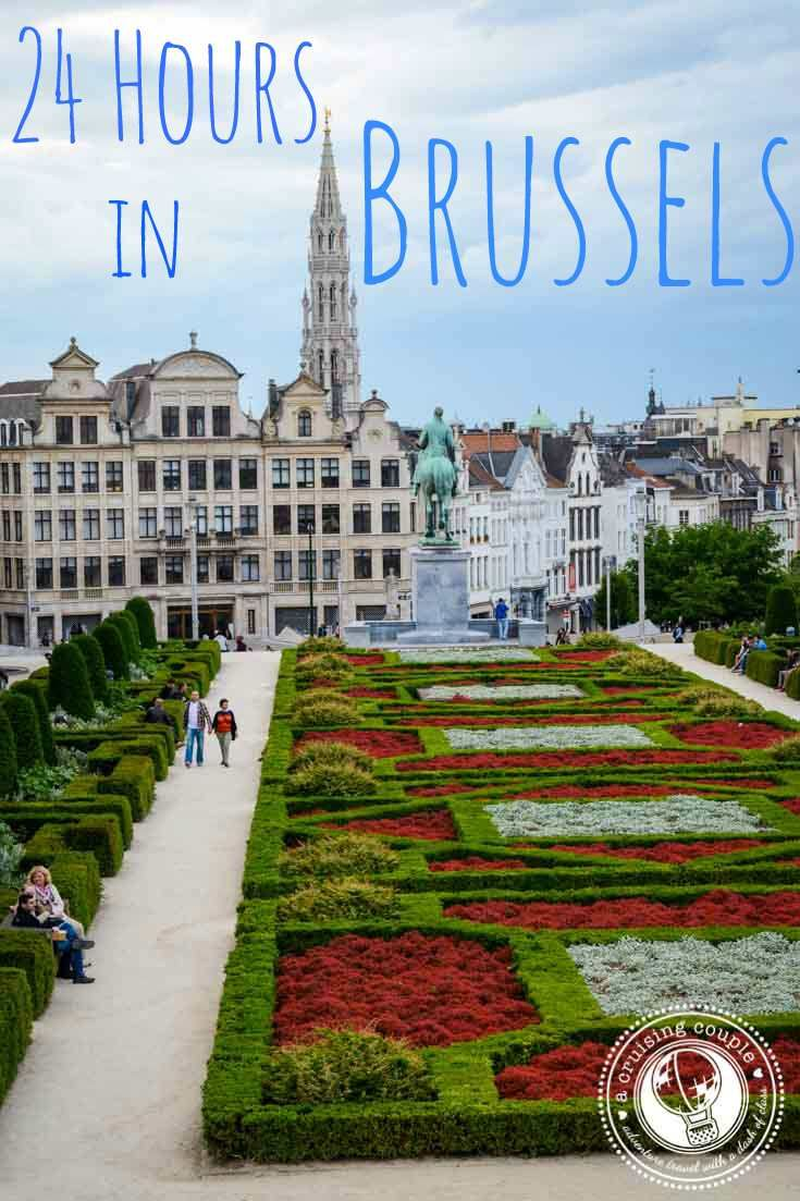 Only have one day in Belgium's capital city? Use this 24 hour guide to Brussels…