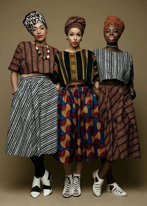 African Prints in Fashion Great outfits and styles: Finding Paola Fanm Djanm