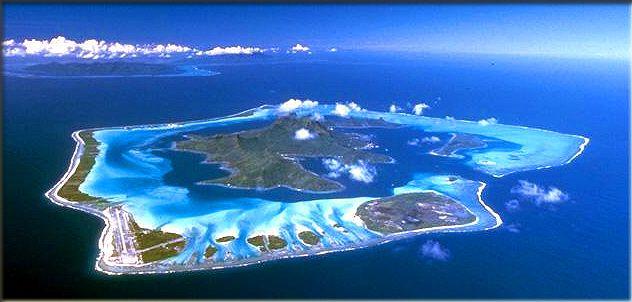 Bora Bora... the island so nice they named it twice