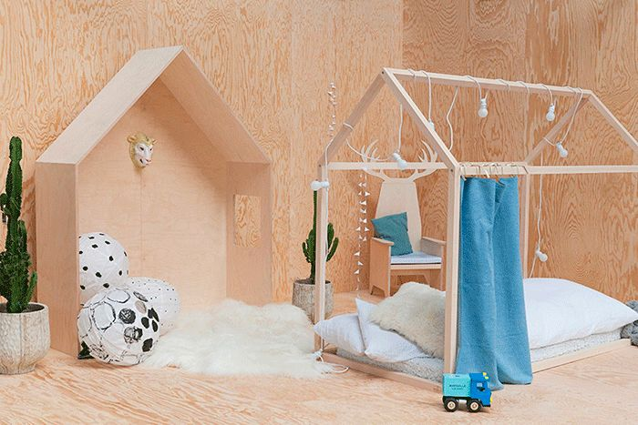 Create a whimsical #kidsroom with these great children's beds