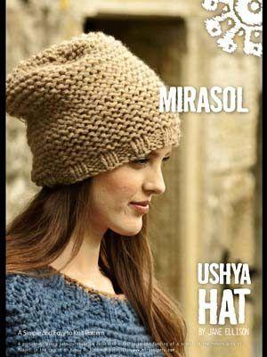ushya hat...Mirasol Ushya, Free Pattern, Knitting Crochet, Hat Patterns, Ushya Hats, Free Mirasol, Hats Pattern, Jane Ellison, Knits