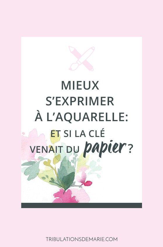 Le guide ultime du papier à l'aquarelle: une vingtaine de papiers testés du papier d'étude au papier haut de gamme. Comparatif de prix et photos.