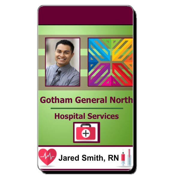 Best HealthcareHospital Badge Images On   Badge