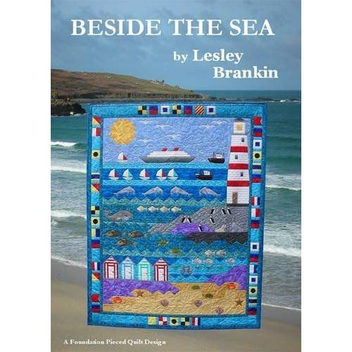 Beach Quilt Patterns | ... quilt pattern book beside the sea by lesley brankin a pattern book for