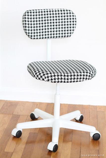 antes e depois cadeira
