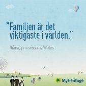"""""""Familjen är det viktigaste i världen."""" #citat"""