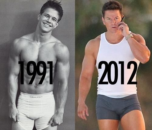 Happy Birthday, Marky Mark! | 41 Shirtless Pictures Of Mark Wahlberg For His 41st Birthday