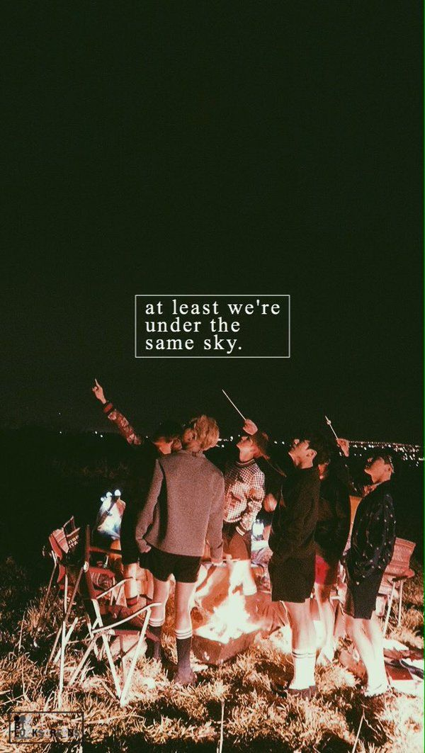 BTS || LOCKSCREEN || WALLPAPER || CTTO