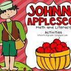 This 101 page unit includes 12 math and literacy centers that are perfect for celebrating the life of Johnny Appleseed.Math Centers Included Are:...