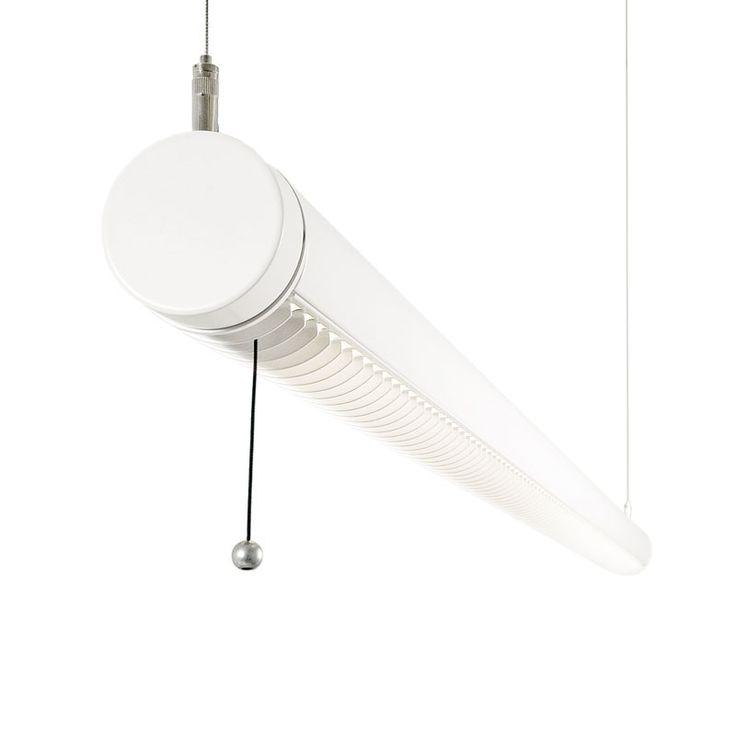#kjøkkenlampe Supertube Light LED Singel - Pendel | ateljé Lyktan