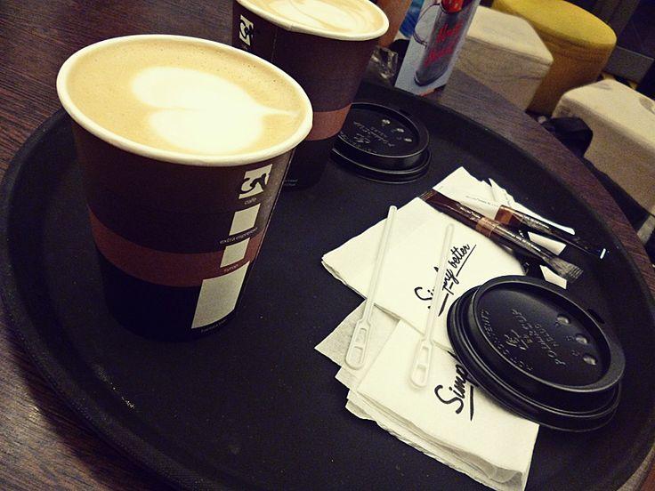 kawa na dobranoc :) inaczej niż zwykle :)