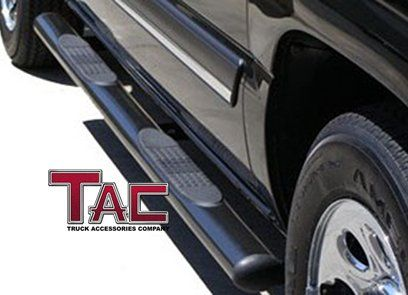 "TAC 2009-2016 DODGE RAM 1500 QUAD CAB 4"" OVAL BLACK Side Bar Step Nerf Bars Running Boards - http://www.caraccessoriesonlinemarket.com/tac-2009-2016-dodge-ram-1500-quad-cab-4-oval-black-side-bar-step-nerf-bars-running-boards/  #1500, #20092016, #Bars, #Black, #Boards, #Dodge, #Nerf, #Oval, #Quad, #Running, #Side, #Step #Exterior, #Running-Boards-Steps"