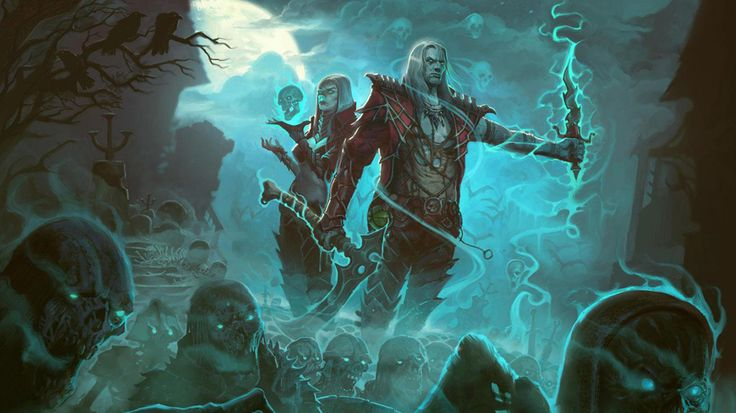 Summon Diablo 3's Necromancer Into Your Next Dungeons & Dragons Campaign #VideoGames #CustomClass #Diablo3 #DungeonDragons #GameEngine