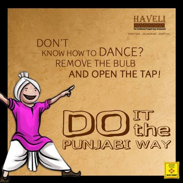 Don''t know How To Dance ? Remove The Bulb And Open The Tap !