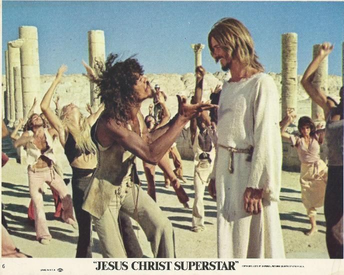 an analysis of the movie jesus christ superstar 2018-07-17 jesus christ superstar is a 1973 american musical drama film directed by norman jewison and co-written by jewison and  winning a 2012 huffington post competition for best jesus movie.