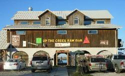 Up the Creek Raw Bar, Apalachicola - Restaurant Reviews - TripAdvisor