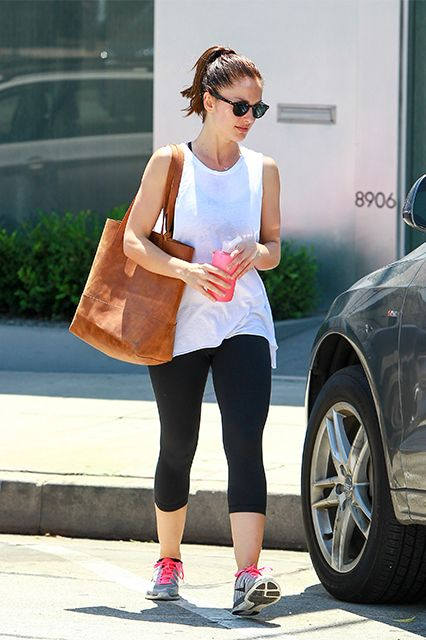25+ best ideas about Celebrity Workout Clothes on ...