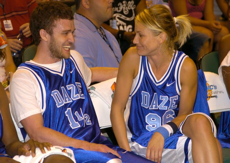 Blast From the Bast Couples: Justin Timberlake and Cameron Diaz were an item from 2003 to 2007, when they issued a joint statement about their breakup.