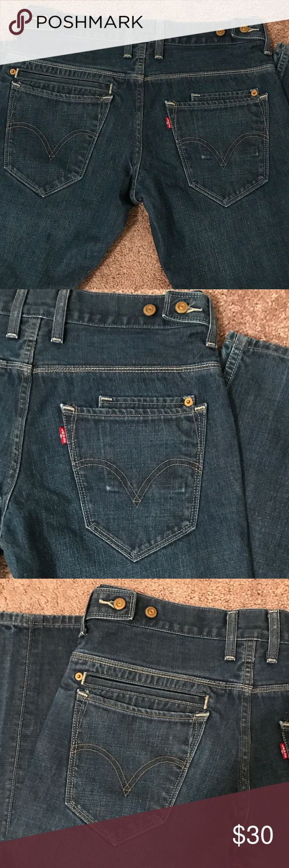 Levi's 511 Skinny Jeans Levi's 511 Skinny Jeans. Great Condition. Amazing quality from Levi's! Reasonable offers gladly accepted! #jeans #levis #levisskinny #levisjeans #31x30 Levi's Jeans Skinny
