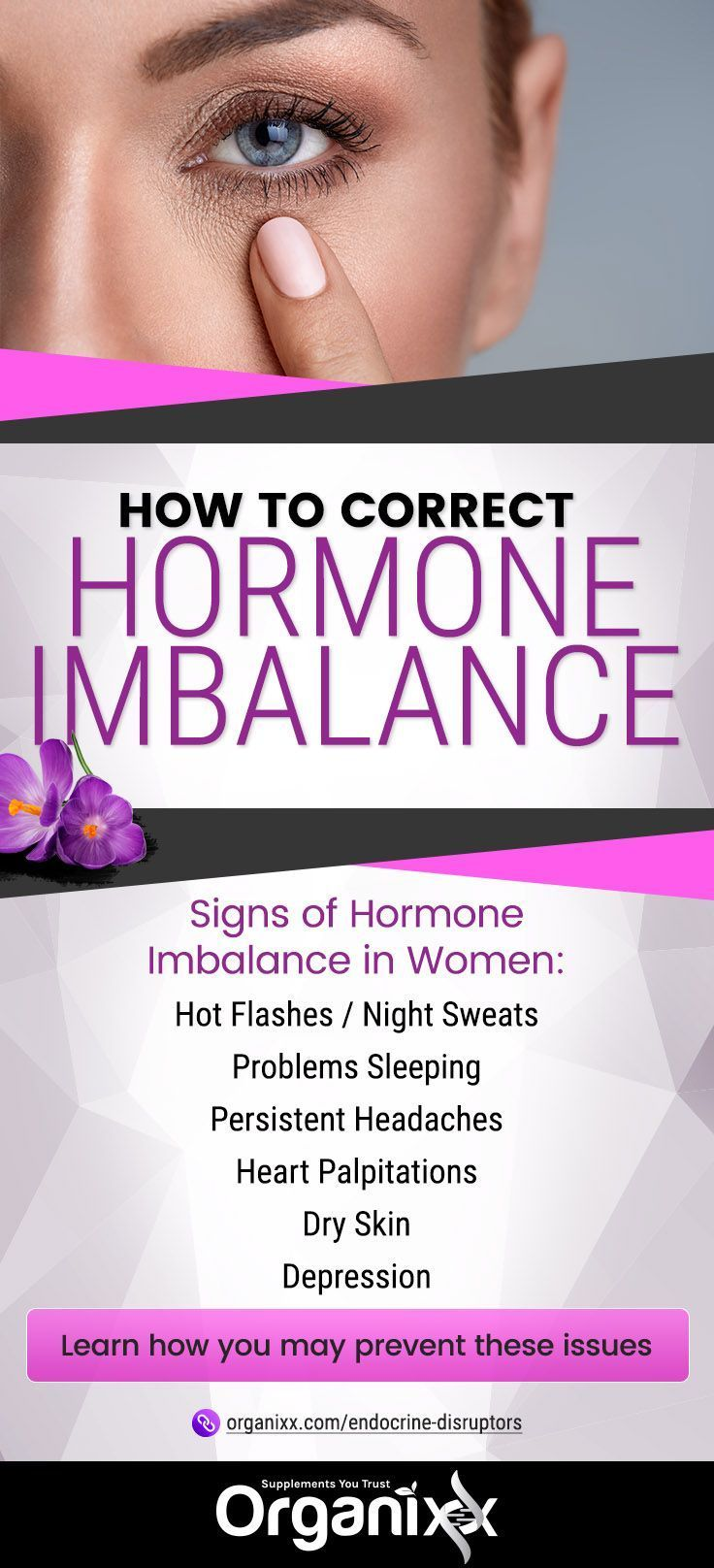 6c76ce5e927 Discover how you may prevent hormone issues and how to correct hormone  imbalance! #hormones #hormonehealth #hormoneimbalance #hormonebalance