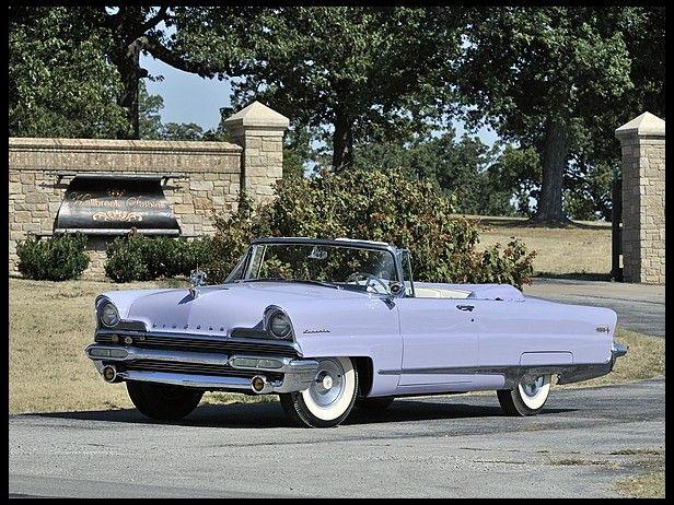 W48 1956 Lincoln Premiere Convertible Stunning Award Winning Restoration Photo 1