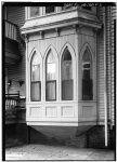 Savannah Victorian Historic District, 107 West Duffy Street (House), Savannah, Chatham County, GA - Photos from Survey HABS GA-1169-F | Library of Congress