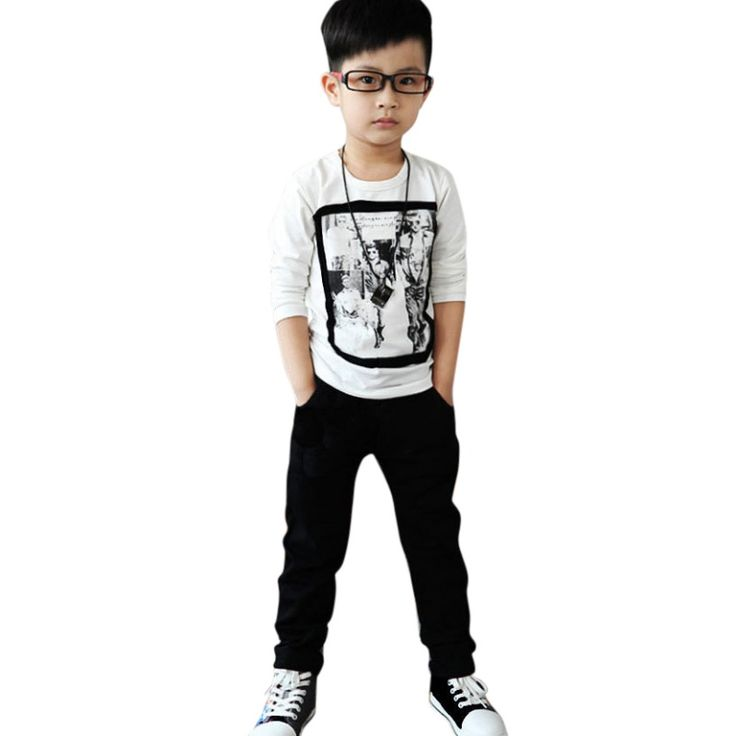 >> Click to Buy << Fashion Kids Boys Children Casual Cotton Pants Soft Trousers Costume Clothes 2-7Y #Affiliate