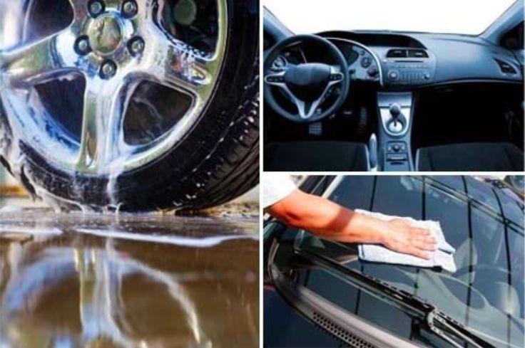 Comment laver naturellement l'extérieur de sa voiture ? noté 4.67 - 3 votes Pour nettoyer correctement l'extérieur de votre voiture, choisissez un jour peu lumineux. La tâche vous paraîtra moins épuisante et vous éviterez des incrustations dues au savon qui aurait séché trop rapidement. Pour nettoyer les salissures sur la carrosserie, saupoudrez de bicarbonate de...