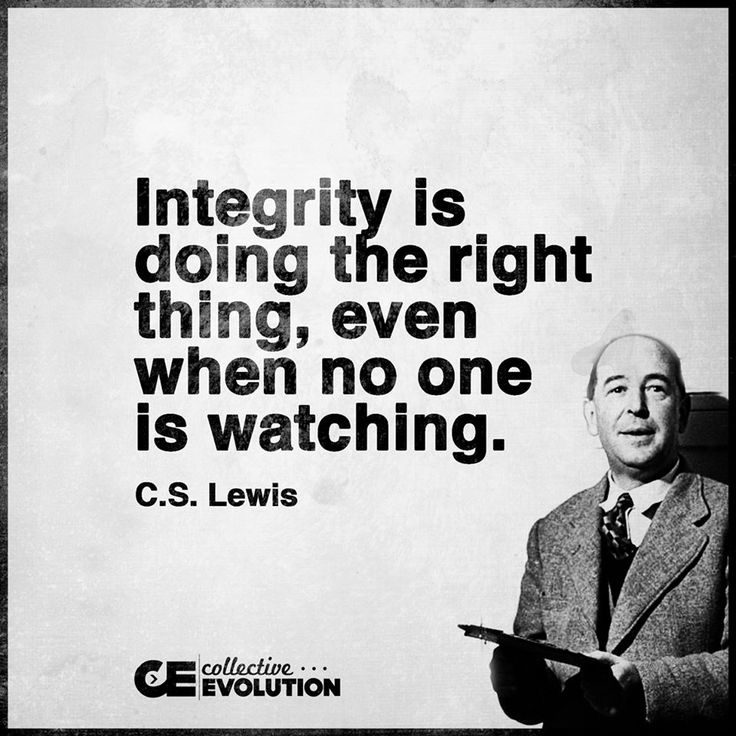 Ba Quote: Narcissists Have No Integrity. All They Know How To Do Is