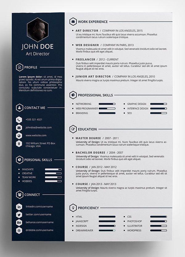 Resume Format Creative Creative Format Resume Business