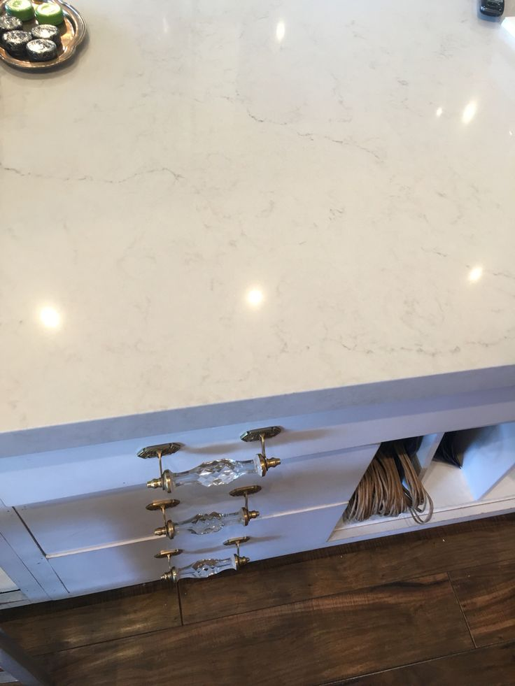Caesarstone London Fog Wonderland Alice Lane Counter