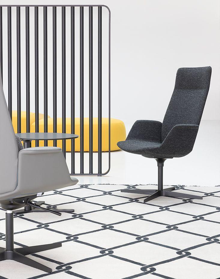 Zenith Interiors: UNO Guest Chair