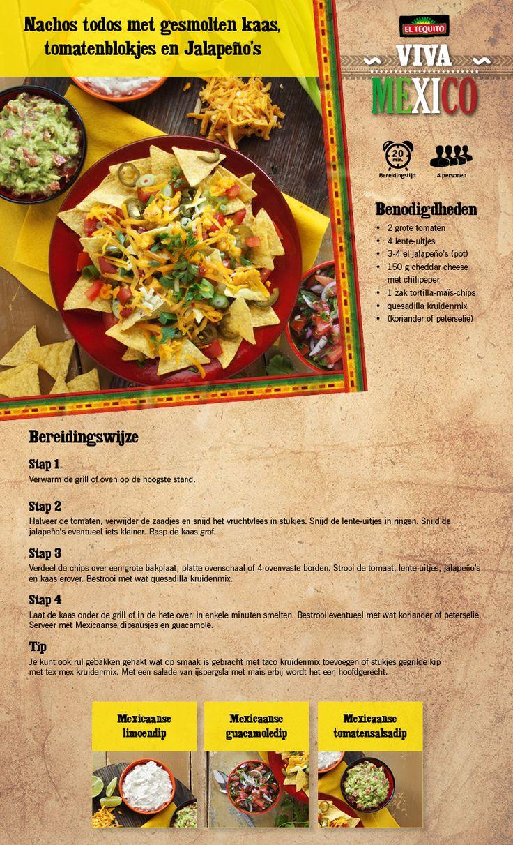 Nachos todos met guacamole en tomatensalsa - Lidl Nederland
