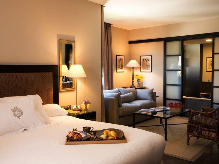 Habitación deluxe superior del hotel Barceló Asia Gardens Hotel & Thai Spa