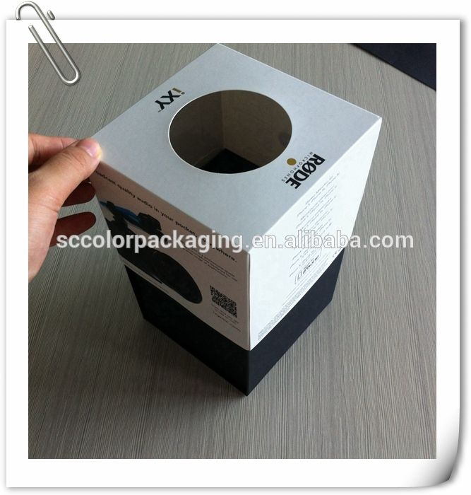 High qualiy multilateral package telescope box with sheet outside