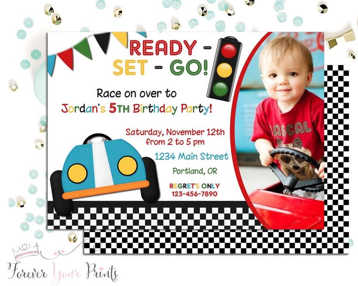 21 best Race Car Birthday images – Free Printable Race Car Birthday Invitations