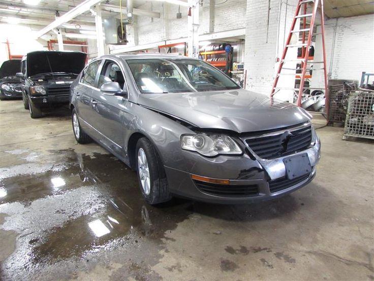 Parting out 2006 Volkswagen Passat – Stock # 170035