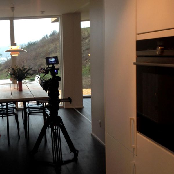 Images from one of our customers, whom we visited together with the European TV channel ARTE last week - a beautiful and inspiring compact living home. addaroom.dk/en/